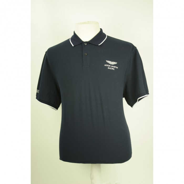 Polo korte mouw Aston Martin by Hackett