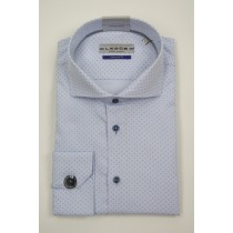 Ledub lange mouw shirt Tailored Fit