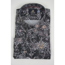 Culture  Shirt ML 7 blue print