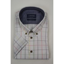 Ledub Dress Shirt korte mouw Special Fit 2780
