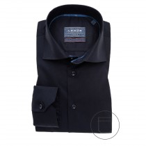 Ledub marine blue stretch shirt 3212