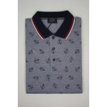 Paul&Shark Polo Admiral double mercerized