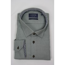 Le Dub special fit soft green oxford shirt 2887