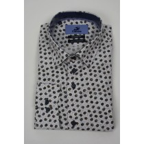 Culture Extra lange mouw shirt Montreal 2915