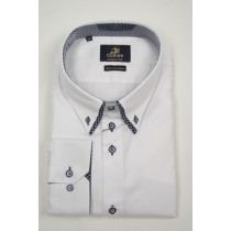 Culture Shirt extra lange mouw Modern Fitl