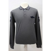 Paul&Shark polo long sleeve big Shark 2003