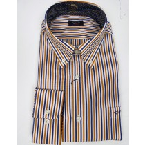 Paul&Shark sportief stripe shirt 3170