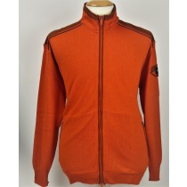 Paul&Shark  sportief vest winter orange 3234