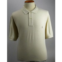 Ralph Lauren original pique polo cream 3292
