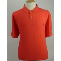 Ralph Lauren original pique polo soft red 3294