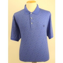 Ralph Lauren super soft cotton polo blue 3295