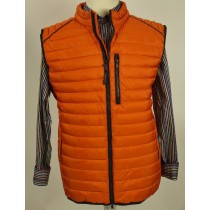 CM ultra light bodywarmer orange 3409