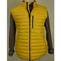 CM ultra light bodywarmer yellow 3410