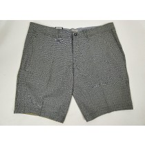 Bugatti Bermuda city check grey  3422