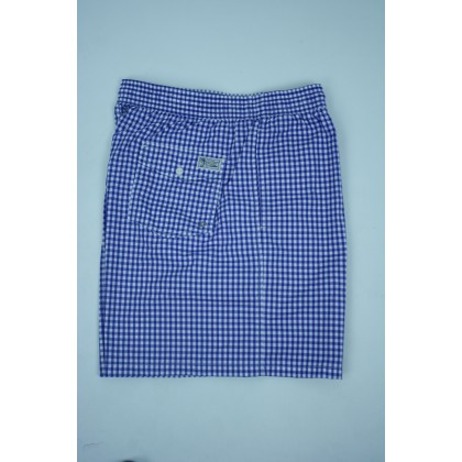 Ralph Lauren Zwem Short Traveler Sapp/Gingham
