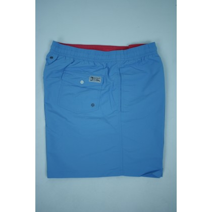 Ralph Lauren Zwem Short Traveler Margie Blue