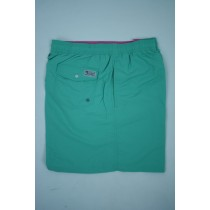 Ralph Lauren Zwem Short Traveler Hawaiien Green