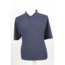 Hugo Boss navy blauwe polo Piro 2660