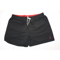 Ralph Lauren Traveler swim short black 2802