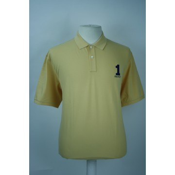 Hackett of London polo korte mouw yellow